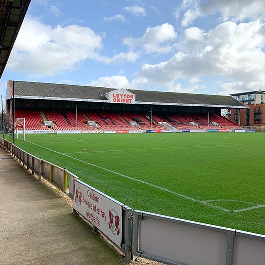 Leyton Orient F.C Stadium