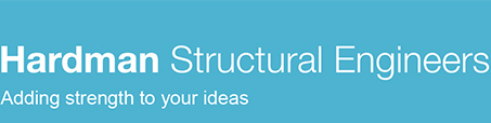 Hardman Structural Engineers - adding strength to you ideas Logo